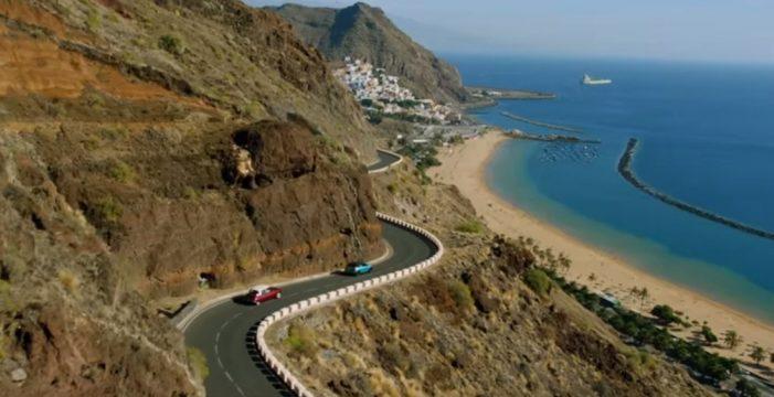 Tres películas rodadas en Tenerife, entre las más taquilleras de 2018