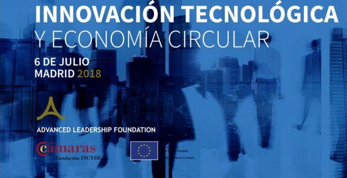El Cabildo participa en la I Cumbre de Innovación Tecnológica y de Economía Circular