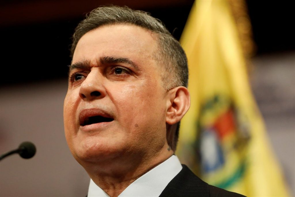 Tarek William Saab, fiscal general de Venezuela. | EP