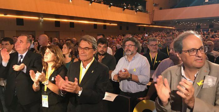 David Bonvehí, nuevo presidente del PDeCAT y Míriam Nogueras será vicepresidenta