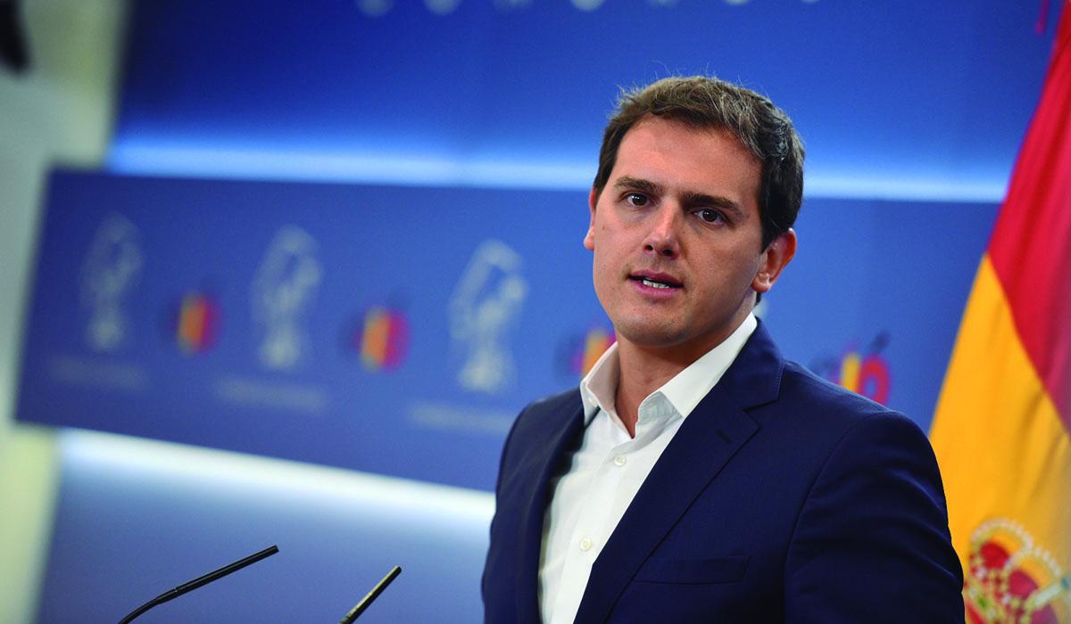 Rivera dice que la situación en Cataluña es peor desde que gobierna Sánchez. | EP