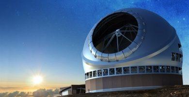 Telescopio TMT. / EP