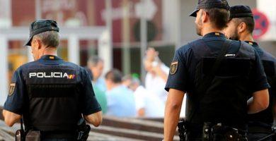Policía Nacional. | EUROPA PRESS