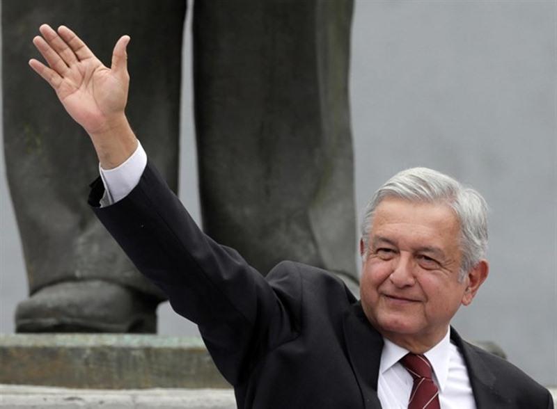 López Obrador. / EP