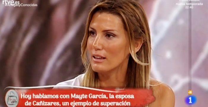 La mujer de Santiago Cañizares manda un contundente mensaje tras la muerte de su hijo