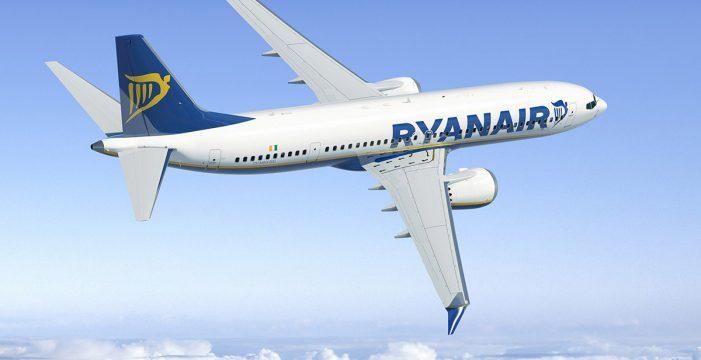 Los pilotos de Ryanair en Irlanda convocan una huelga el 22 y 23 de agosto