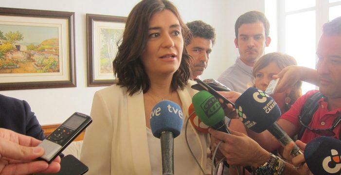 """Montón condena el asesinato de La Orotava y reclama unión social para acabar con el """"machismo criminal"""""""