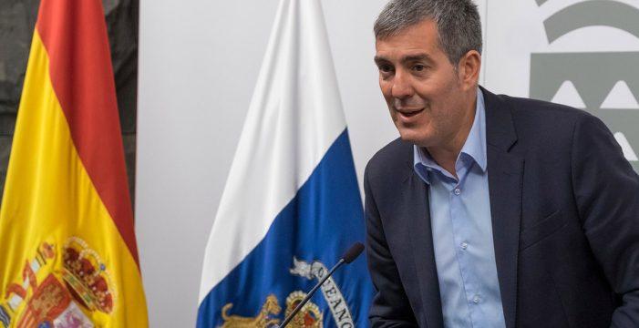 Clavijo avisa de que irá al Supremo si el Gobierno mantiene el descuento del 75% a residentes a la tarifa bonificable