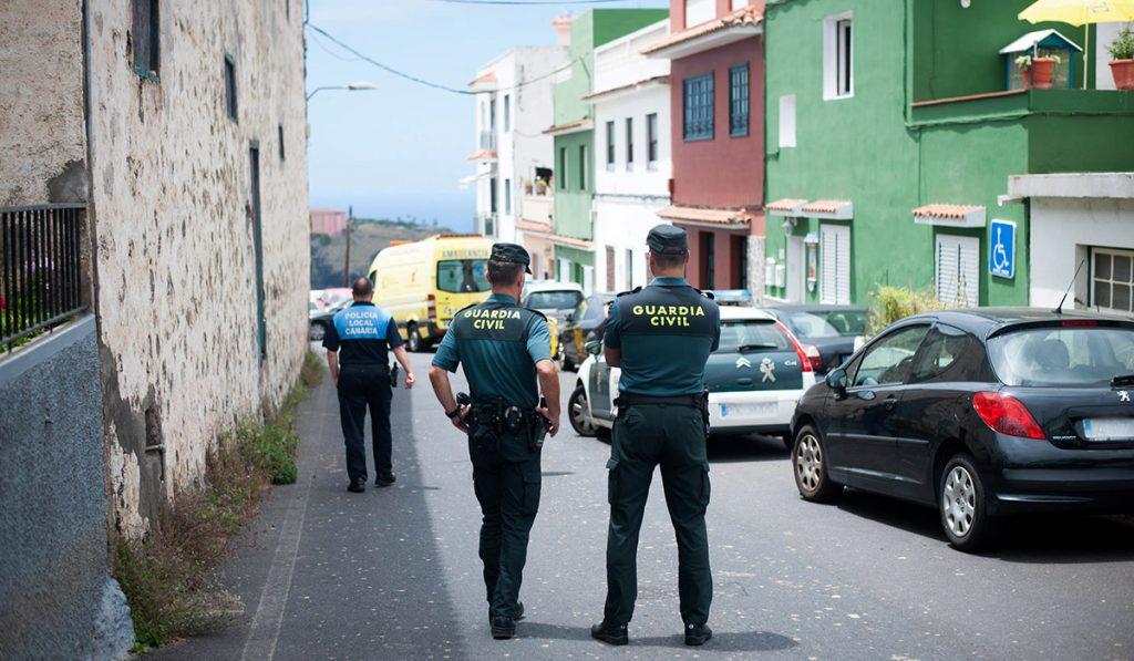 Tragedia familiar en La Orotava. | Fran Pallero