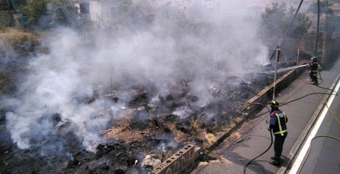Toda la provincia tinerfeña y Gran Canaria, en alerta por el riesgo de incendios forestales