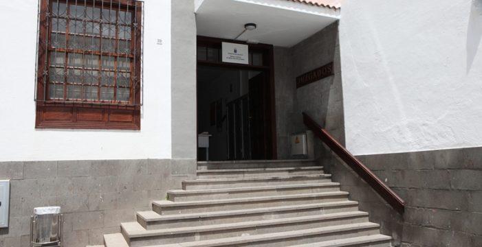 Justicia mantiene sin forense al Partido Judicial de Santa Cruz de La Palma desde el mes de abril
