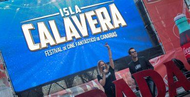 Cine de verano con el Festival Isla Calavera.