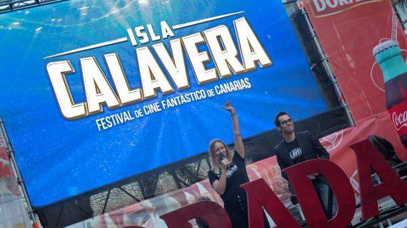 Cine de Verano con Isla Calavera, y zombis por la capital tinerfeña
