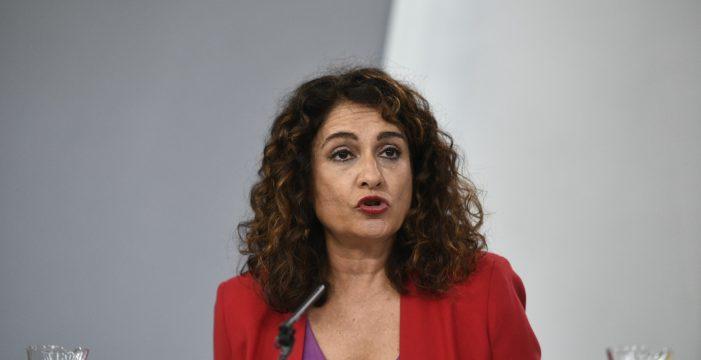 La ministra de Hacienda asegura que Sánchez convocará elecciones si no se aprueban los Presupuestos