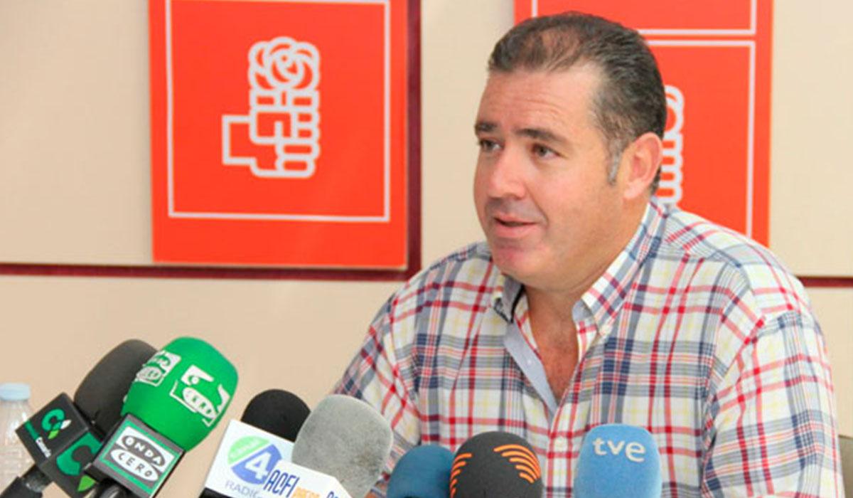 Manuel Fumero, exalcalde de Vilaflor y ex secretario general del PSOE de Tenerife. DA