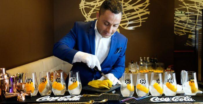 La experiencia Abisal une gastronomía y coctelería