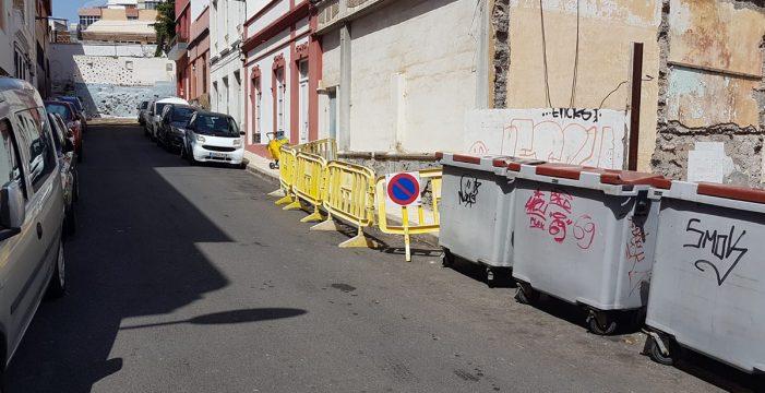 Un inmueble del barrio de Buenavista amenaza con derrumbarse