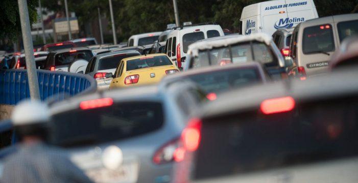 Santa Cruz podrá limitar el tráfico por seguridad, fluidez o causas medioambientales