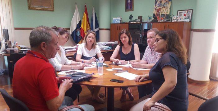 Los Presupuestos Comunitarios de Candelaria, en su recta final