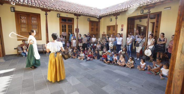 Amplia programación infantil en las Fiestas del Carmen y Santa Ana