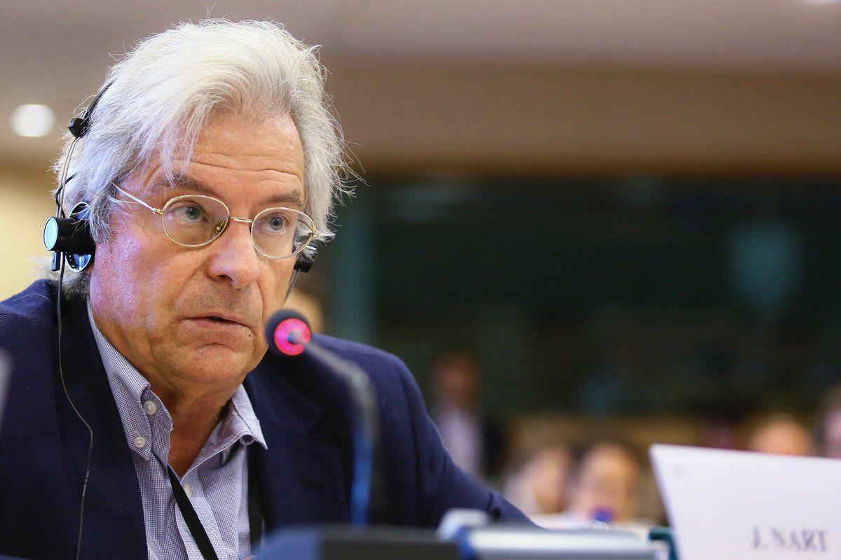 El abogado del Sepla, Javier Nart. Europa Press