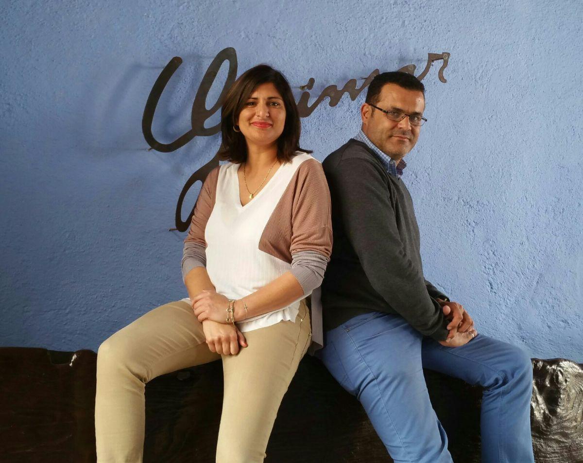 Víctor González es el fiel escudero de Luisa Castro: cualquiera que ose criticarla recibe su airada respuesta. DA