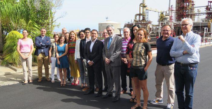 Cepsa asegura que continuará contando con sus trabajadores de la Refinería de Tenerife