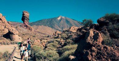 Imagen del Parque Nacional del Teide. DA