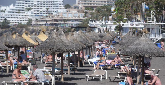BBVA alerta de una posible desaceleración en el turismo en España