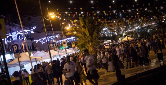 Candelaria celebra la Feria de Tapas y Vinos al Son del Talento