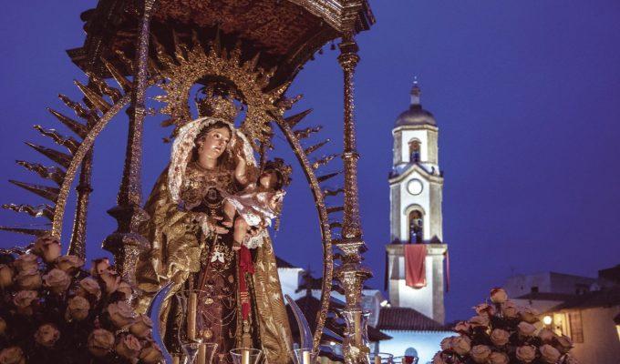 La Alcaldesa Honoraria y Perpetua procesiona hoy al Realejo Bajo y La Cascabela