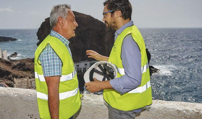 La depuradora de Los Roques solucionará el problema de vertidos