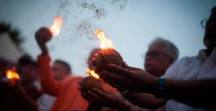Arona rinde homenaje  a 120 años de presencia de la comunidad hindú en las Islas