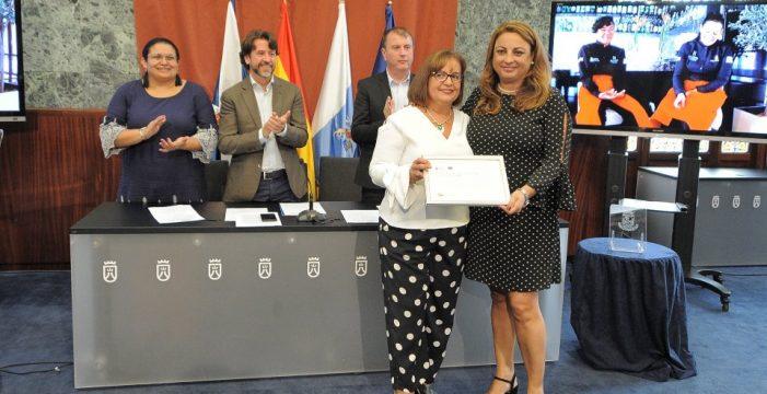 El proyecto Inforemiass del Cabildo recibe un premio del Gobierno de Canarias
