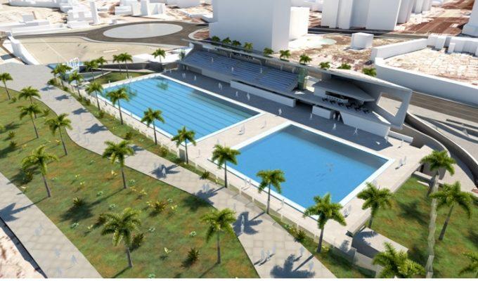 Aprobado el convenio para la construcción de la nueva piscina deportiva municipal del Puerto