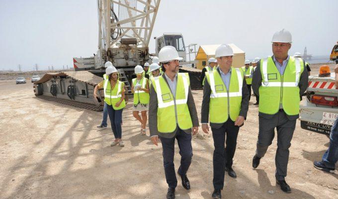 El ITER contará con dos parques eólicos para proveer a 14.000 casas