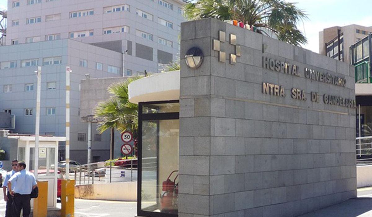 El concurso de la cafetería de La Candelaria, licitado por el Servicio Canario de la Salud, quedó desierto. DA
