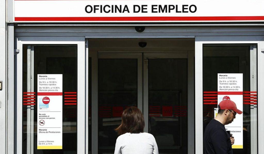 Oficina de empleo. | EUROPA PRESS
