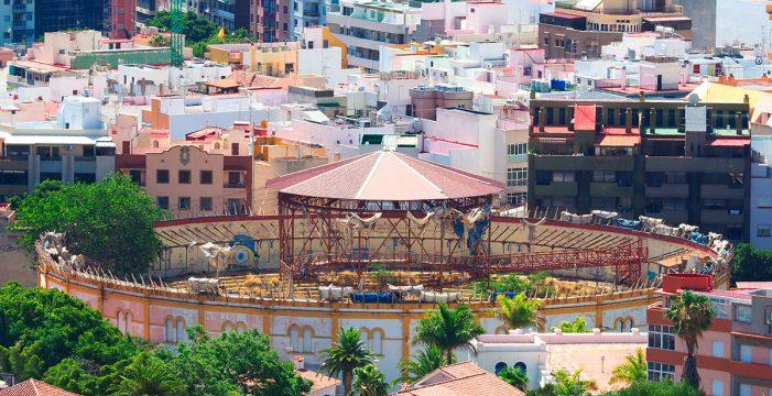 Proponen abrir una parte de la Plaza de Toros para integrarla en la Rambla