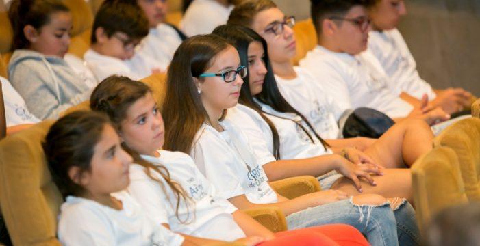 Comienza el IX Campus de Lucha Canaria Fundación CajaCanarias