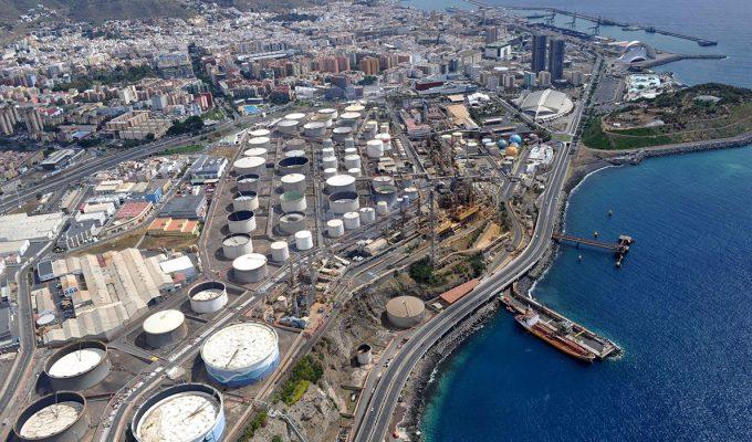 La Refinería calcula que el 10% de su suelo está contaminado