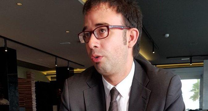 """Víctor Riego: """"Cuando traen uvas foráneas a una tierra como Canarias me pone muy triste"""""""