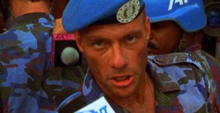 Van Damme iba hasta arriba de coca cuando rodó 'Street fighter'
