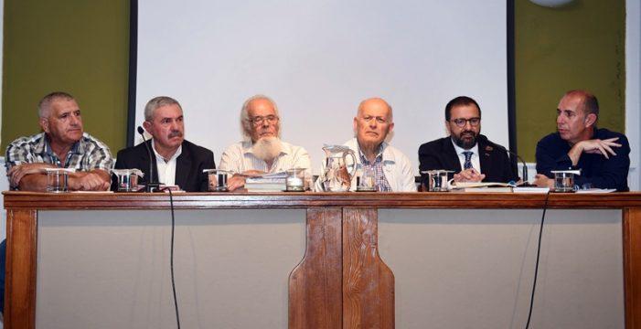 Eligio, Borito, Chaval V, José Miguel Martín, Andrés Simó, José Miguel Hernández y Mariano Gambín, brillantes en el Ateneo