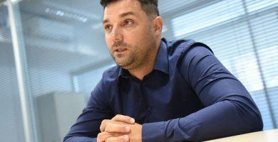 """Rafael Artemi: """"Nuestra fuerza está en la juventud, las ganas de trabajar y la ilusión"""""""