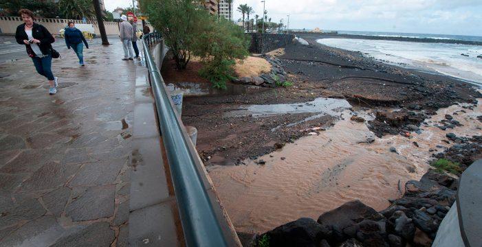 El cambio climático traerá trombas de agua y se perderán playas