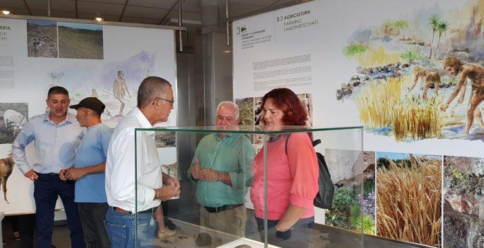 La gestión de El Tendal y la Cueva de Las Palomas pasará a manos de Turismo en detrimento de Patrimonio