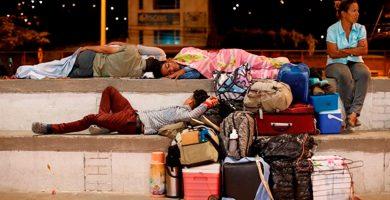 Cerca de 13.500 venezolanos esperan obtener asilo en España