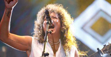 La cantante canaria Rosana se atreve con un cambio de look por una buena causa