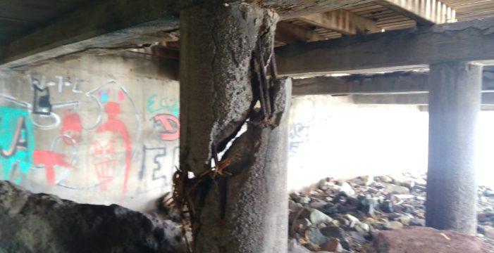 Al borde de la tragedia en Taganana